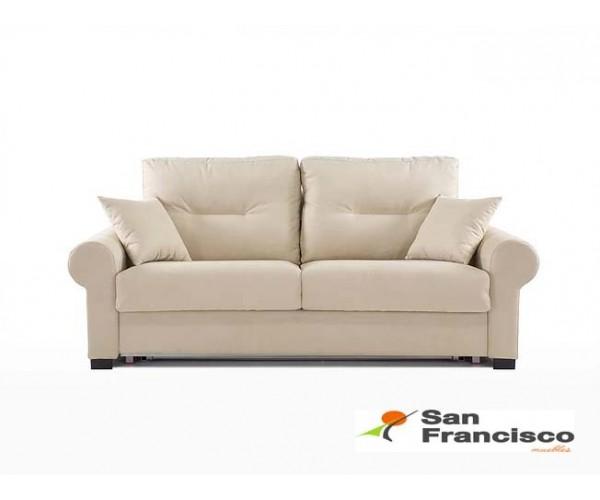 Sofas cama premium muebles san francisco for Sofas clasicos baratos