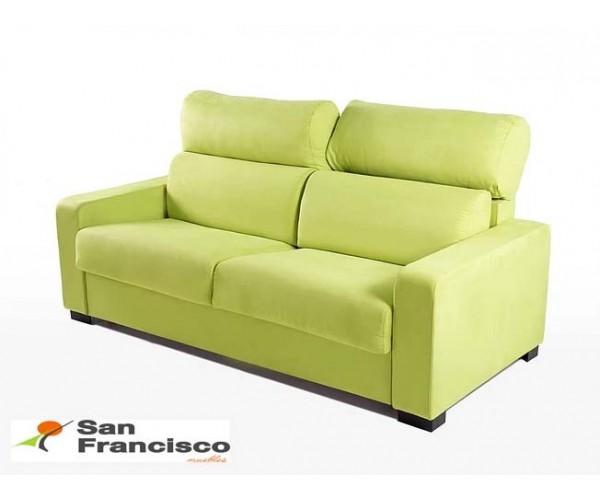 Sofas cama premium muebles san francisco for Sofa apertura italiana