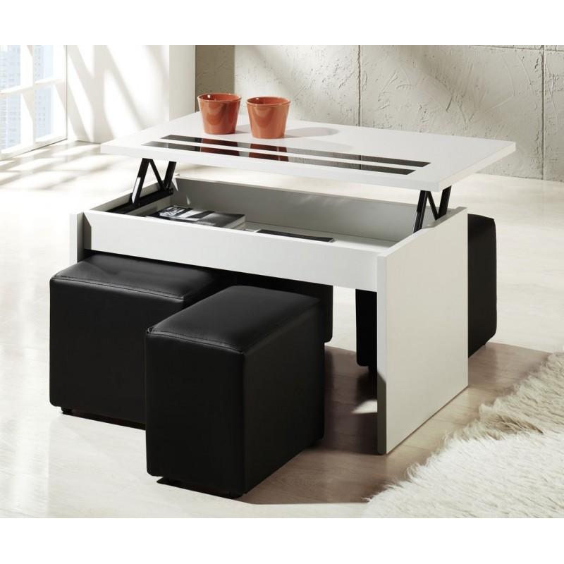 comprar mesas de centro elevables baratas - Muebles San Francisco