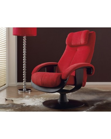 Butaca reclinable y giratoria ATIKA