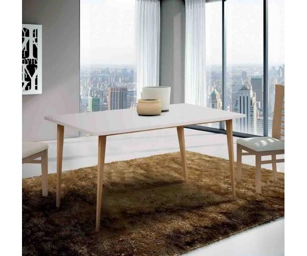 Mesa de comedor 150cm Nórdica ecómica