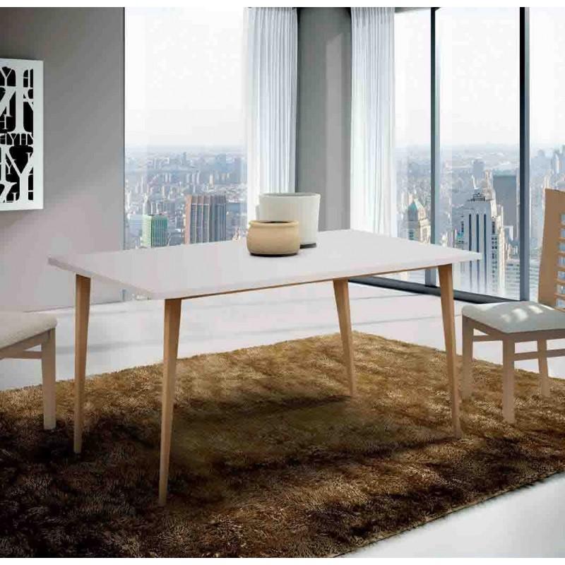comprar mesas de comedor nórdicas baratas - Muebles San Francisco