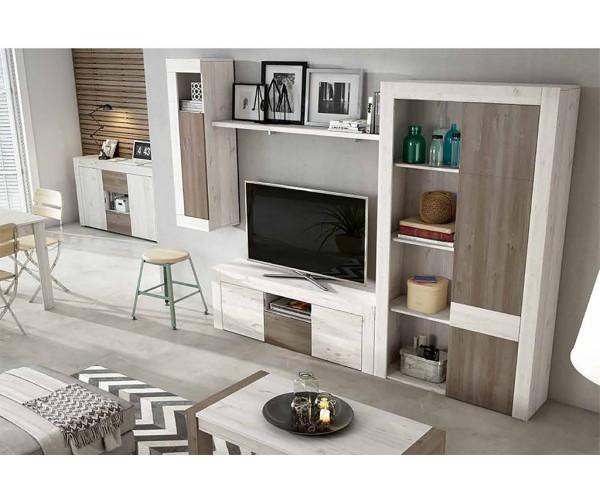Apilable salón diseño nórdico 270 cm.
