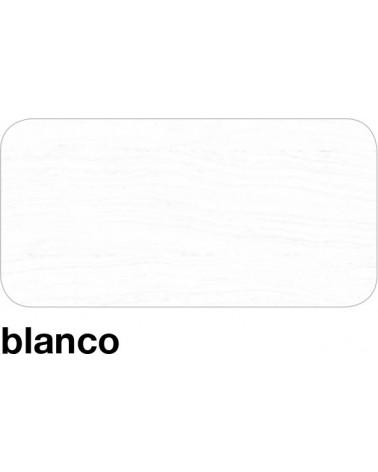 ACABADO BLANCO.