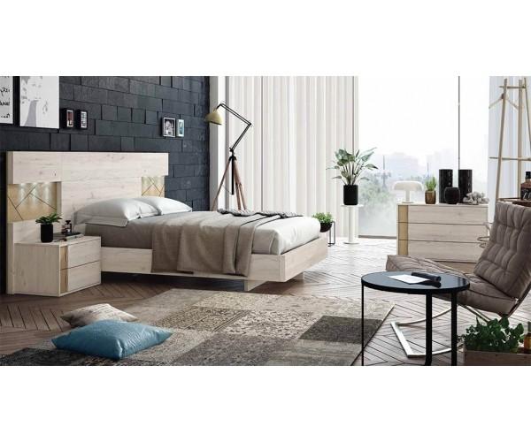 Moderno dormitorio económico