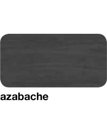 Acabado color Azabache.