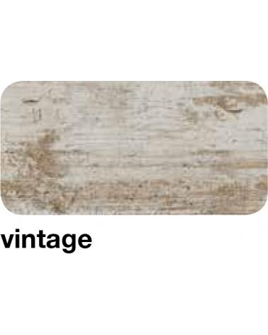 Acabado Vintage.