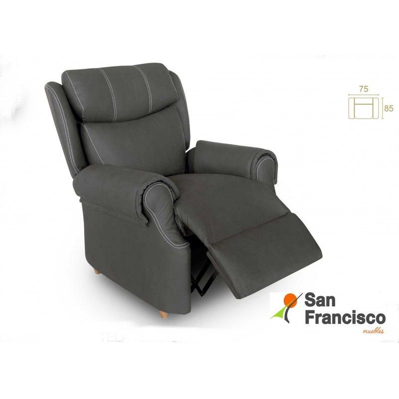 Comprar sill n relax madrid sill n relax el ctrico y con for Sillones baratos madrid