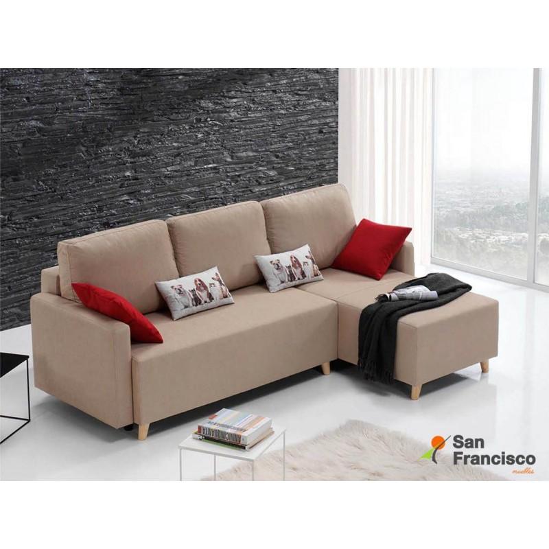 comprar chaiselongues cama y sofás baratos - Muebles San Francisco