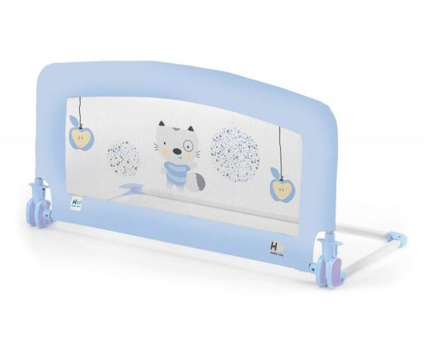 Barrera de cama  90 cm Baby Azul