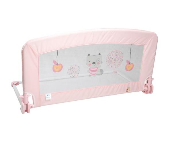 Barrera de cama 90 cm Baby Rosa