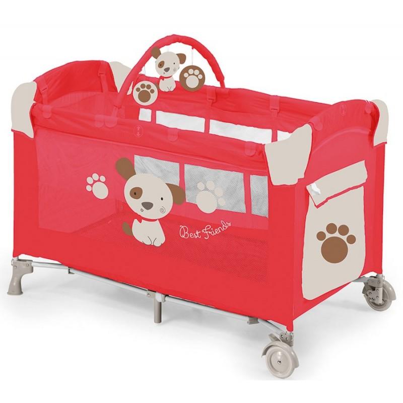 Cuna de viaje RED Baby