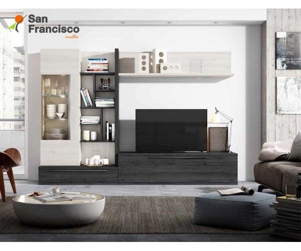 Mueble apilable para salón económico 275cm