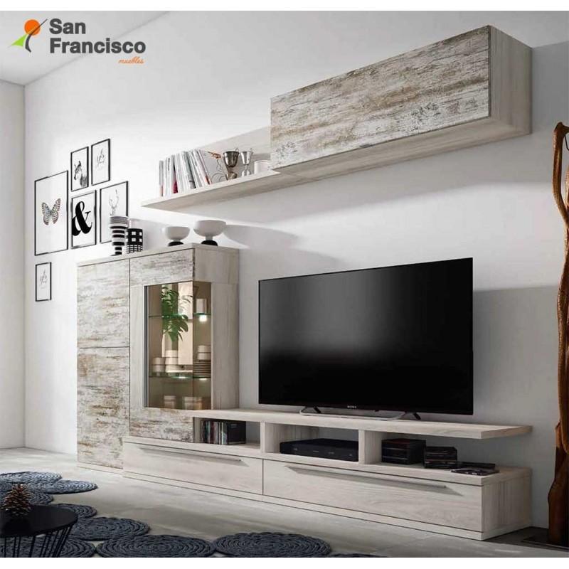 Comprar salones baratos y apilables econ micos muebles for Muebles salon diseno italiano