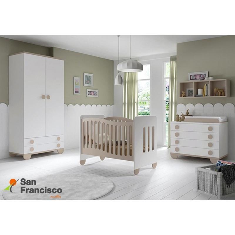 comprar cunas y mobiliario para bebé baratos - Muebles San Francisco