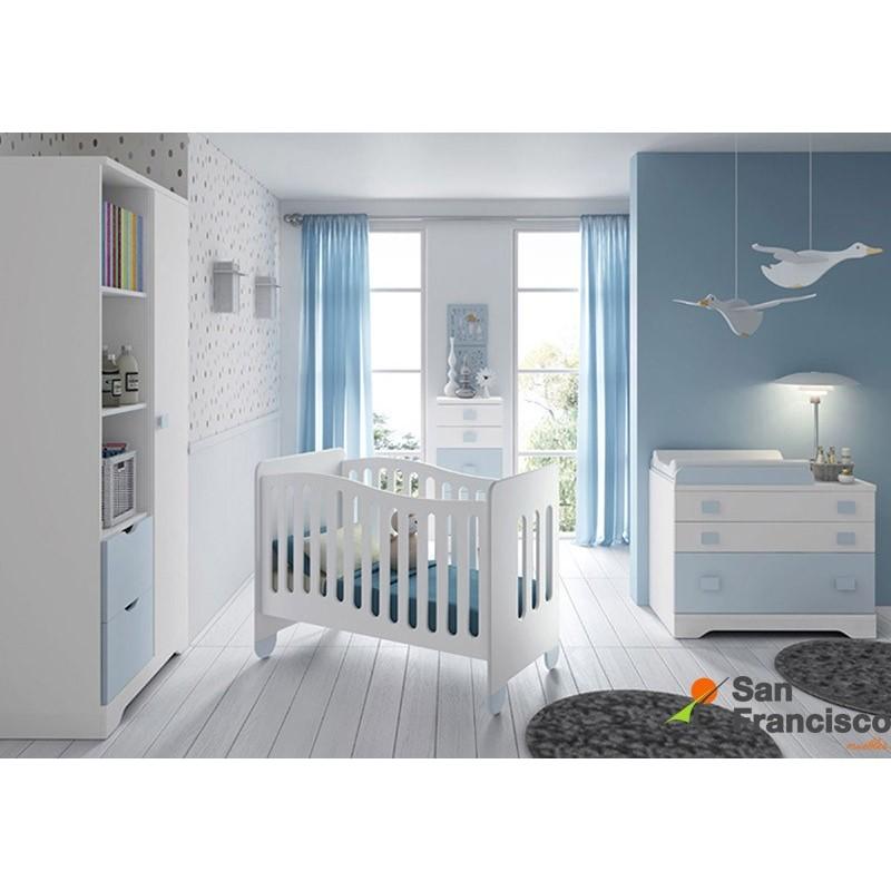 comprar cunas y muebles para bebé baratos - Muebles San Francisco