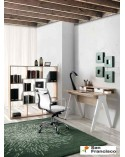 Mesa de estudio de 120cm estilo Nórdico