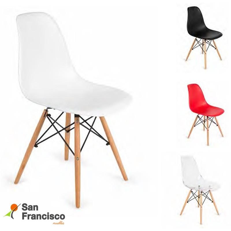 Comprar sillas para comedor baratas n rdicas muebles san francisco - Sillas economicas para comedor ...