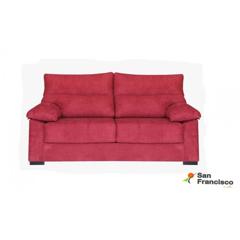 Sofa extraible y reclinable sofa extraible barato en for Sofas reclinables economicos