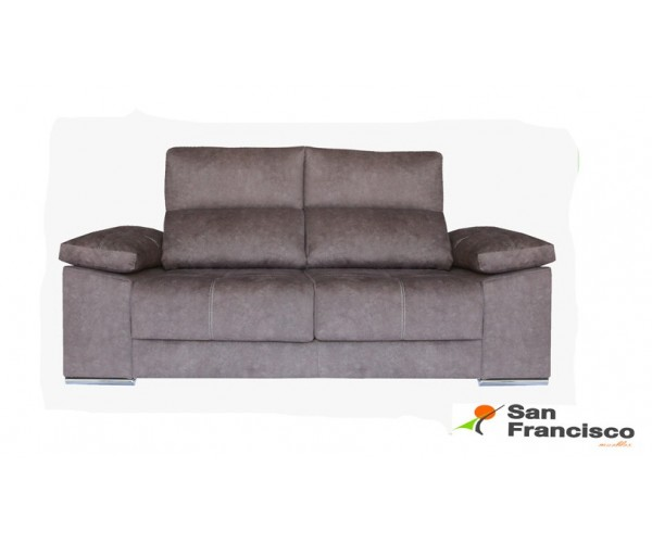 Oferta sofa extraible y reclinable