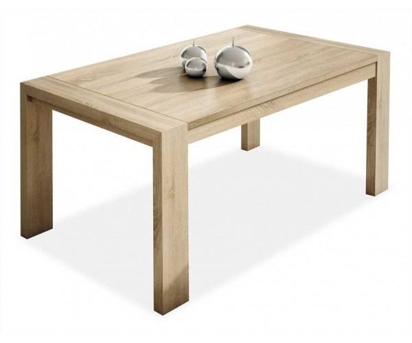 Mesa comedor extensible 130 cm.