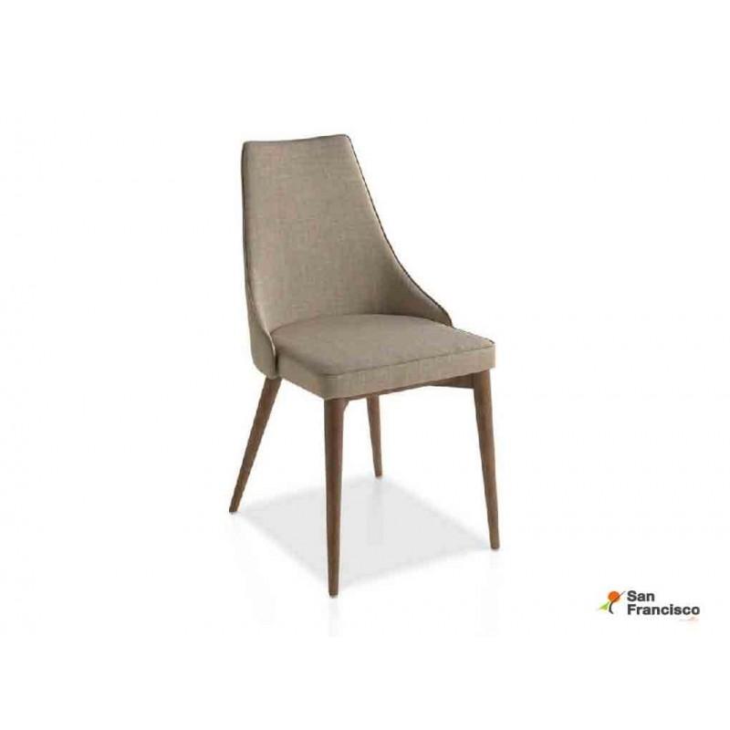 Sillas de comedor tapizadas modernas beautiful sillas de for Sillas de comedor tapizadas modernas
