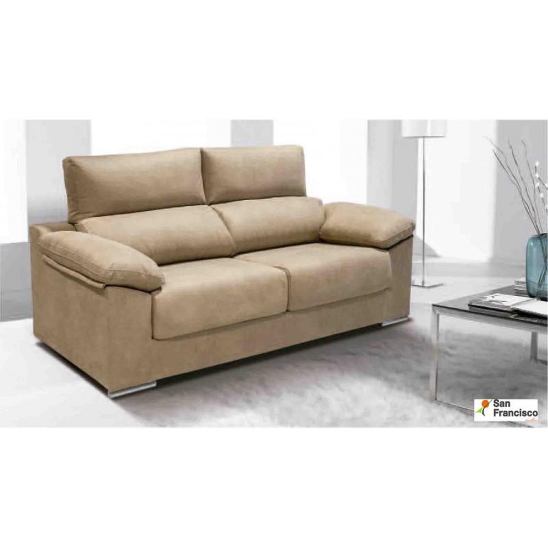 Sofá extraible y reclinable gama alta Con Envio GRATIS