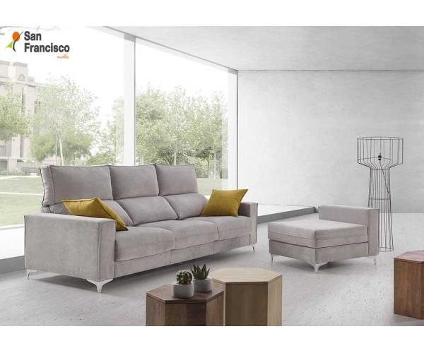 Sofa 3 asientos 230cm