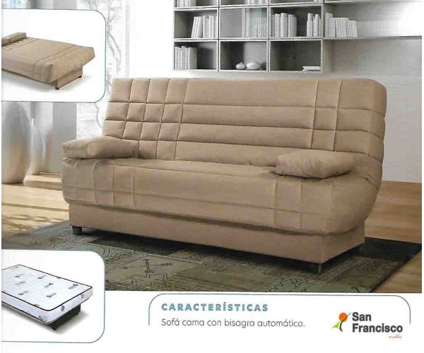 Sofá cama clic-clac BULCOTEX