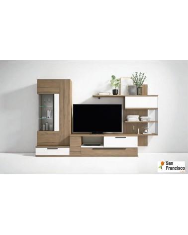 Mueble de Salón Moderno 303cm