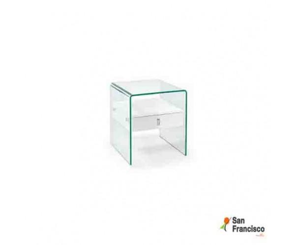 Mesita cristal Premium