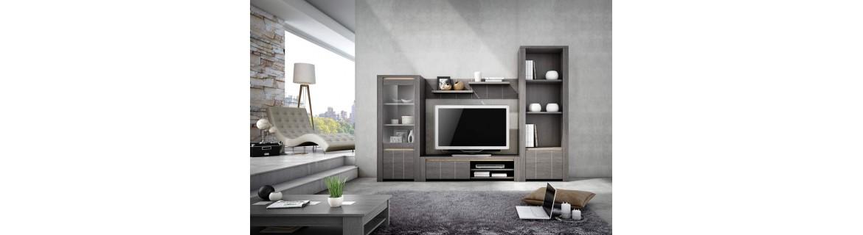 Muebles apilables para salón y comedor baratos