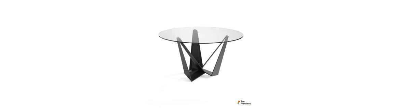 Mesas de Cristal de Diseño
