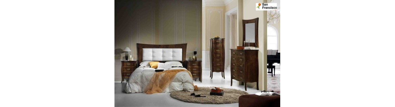 Dormitorio de matrimonio Clásico