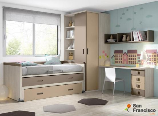 Dormitorios Juveniles De Calidad.Dormitorios Juveniles 3 Camas Beautiful Dormitorios Juveniles Con