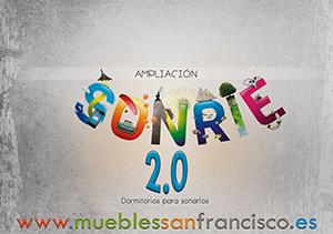 """Catálogo """"SONRIE 2.0"""" de dormitorios juveniles."""