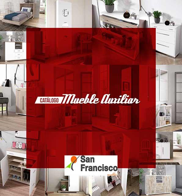 catalogo muebles auxiliares